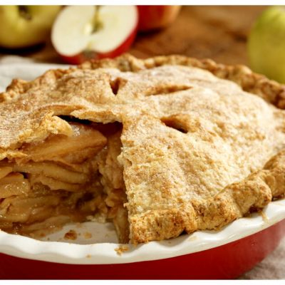 Recipes Selected - Apple Pie