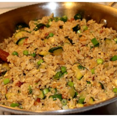 Recipes Selected - Vegetable Fried Rice