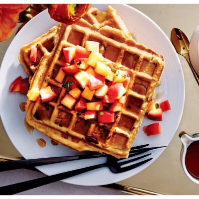Recipes Selected - Waffle