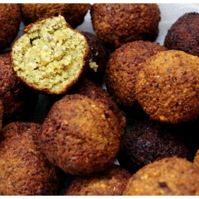 Recipes Selected - Falafel