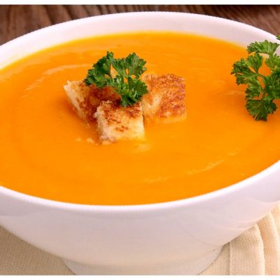 Recipes Selected - Pumpkin Velvety
