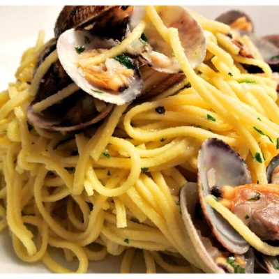 Recipes Selected - Spaghetti Pasta With Clam
