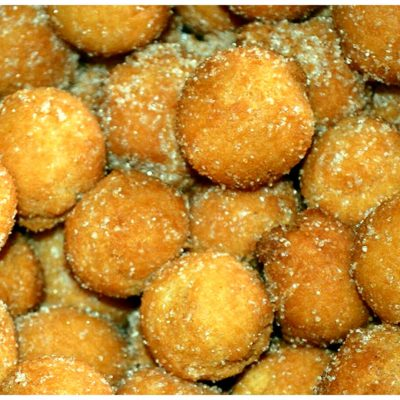Recipes Selected - Carnival Doughnut Holes