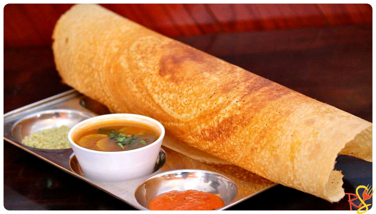 Indian Dosa Recipe - RecipeSelected