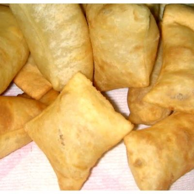 Recipes Selected - Fried Gnocco