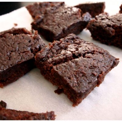 Recipes Selected - Vegan Brownies