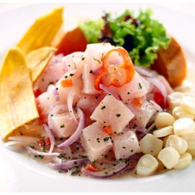 Recipes Selected - Ceviche