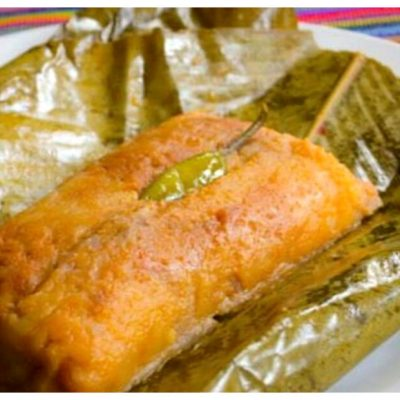 Recipes Selected - Tamales