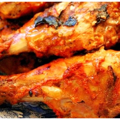 Recipes Selected - Tandoori Chicken