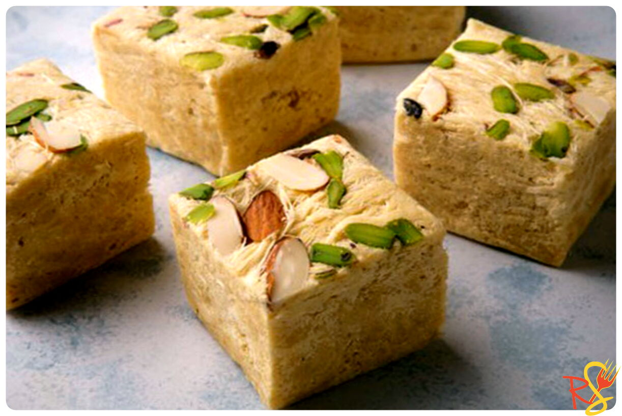 Sohan Papdi or Patisa – The Diwali Dessert